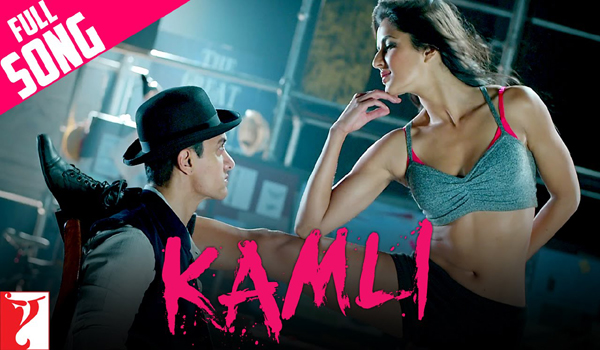 Full Video Song - KAMLI By DHOOM 3