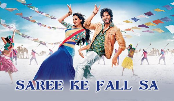 Saree Ke Fall Sa - Full Video Song