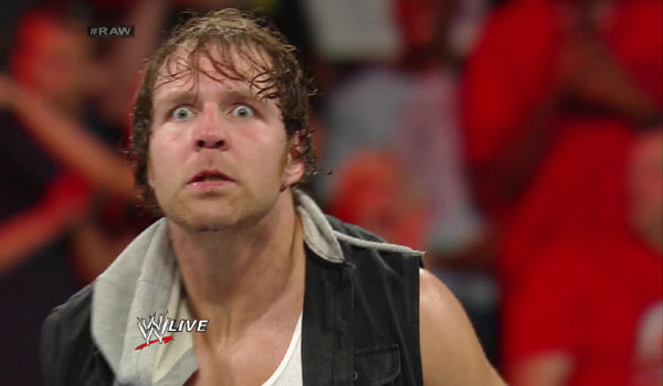 Dean Ambrose - Lunatic Fringe Moments 2