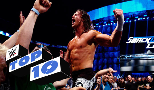 Top 10 SmackDown Live moments - WWE Top 10